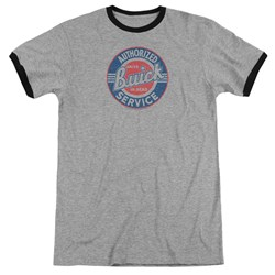 Buick - Mens Authorized Service Ringer T-Shirt
