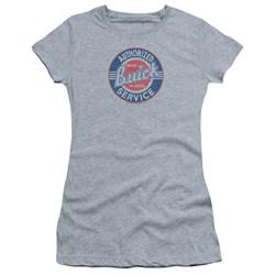 Buick - Juniors Authorized Service Premium Bella T-Shirt