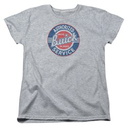 Buick - Womens Authorized Service T-Shirt