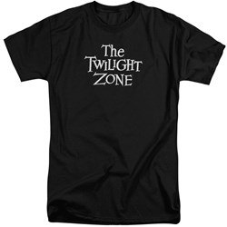 Twilight Zone - Mens Logo Tall T-Shirt