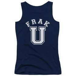 Battlestar Galactica - Juniors Frak U Tank Top