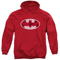 Batman - Mens Rosey Signal Pullover Hoodie