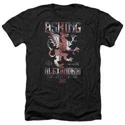Asking Alexandria - Mens Royalty Heather T-Shirt