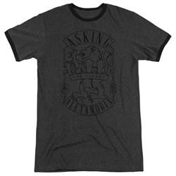 Asking Alexandria - Mens The Finest Ringer T-Shirt