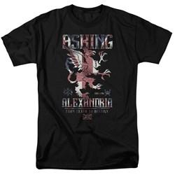 Asking Alexandria - Mens Royalty T-Shirt