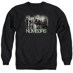 Numb3Rs - Mens Numbers Cast Sweater