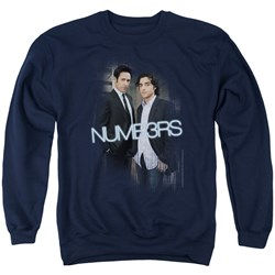 Numb3Rs - Mens Don &Amp; Charlie Sweater