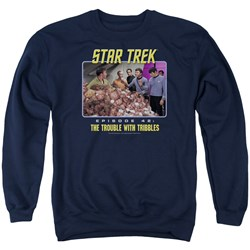 Star Trek - Mens The Trouble With Tribbles Sweater
