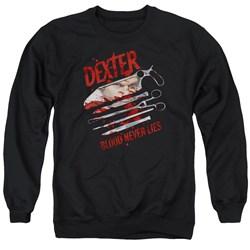 Dexter - Mens Blood Never Lies Sweater