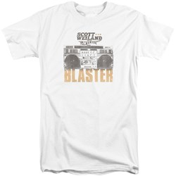 Scott Weiland - Mens Blaster Tall T-Shirt