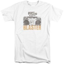 Scott Weiland - Mens Blaster Tall T-Shirt