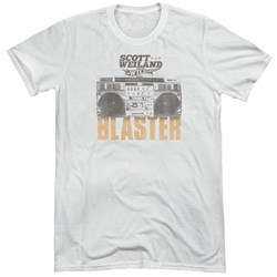Scott Weiland - Mens Blaster Tri-Blend T-Shirt