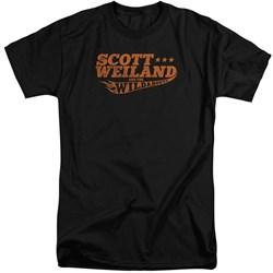Scott Weiland - Mens Logo Tall T-Shirt