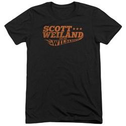 Scott Weiland - Mens Logo Tri-Blend T-Shirt