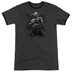 Scott Weiland - Mens Weiland On Stage Ringer T-Shirt