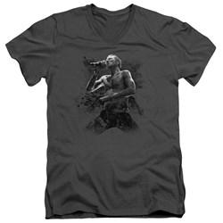 Scott Weiland - Mens Weiland On Stage V-Neck T-Shirt