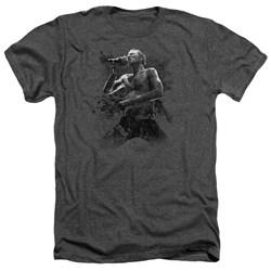 Scott Weiland - Mens Weiland On Stage Heather T-Shirt
