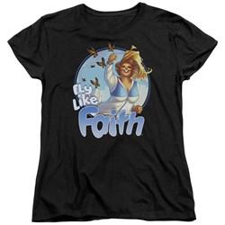 Valiant - Womens Fly Like Faith T-Shirt