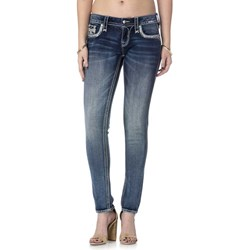 Rock Revival - Womens Corin J202 Straight Jeans