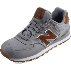 New Balance - Mens 15oz Canvas 574 Shoes