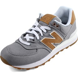 New Balance - Womens 15oz Canvas 574 Shoes