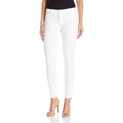 Hudson - Womens Nico Midrise Ankle Super Skinny Jeans