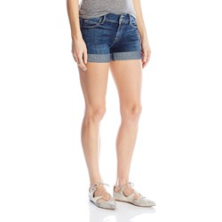 Hudson - Womens Croxley Mid Thigh Shorts