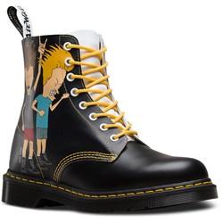 Dr. Martens - Unisex-Adult Pascal Beavis & Butthead Collaboration Boots