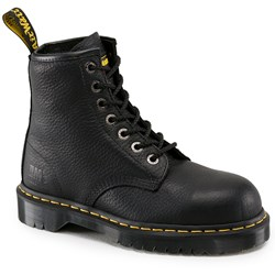 Dr. Martens - Mens 7B10 Safety Toe 7 Eye Boot