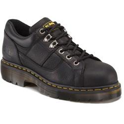 Dr. Martens - Mens Gunby Safety Toe 6 Tie Shoe