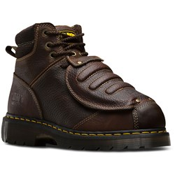Dr. Martens - Mens Ironbridge Mg 8 Tie Met Guard Boot