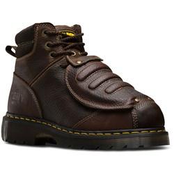 Dr. Martens - Mens Ironbridge Mg 8 Tie Met Guard Boot
