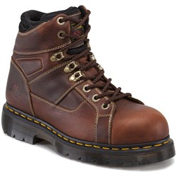 Dr. Martens - Mens Ironbridge Ew Safety Toe 8Tie Ltt Boot