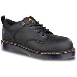 Dr. Martens - Mens Ashridge Safety Toe Static Discharge 5 Tie Shoe