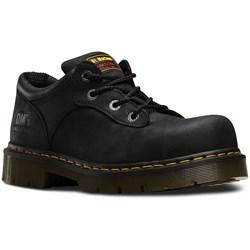 Dr. Martens - Mens Naseby Safety Toe 4 Tie Shoe
