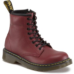 Dr. Martens - Unisex-Child Delaney Juniors Lace Boot