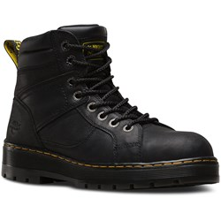 Dr. Martens - Mens Duct Safety Toe 8 Eye Boot