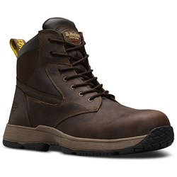 Dr. Martens - Mens Corvid Safety Toe 7 Eye Boot