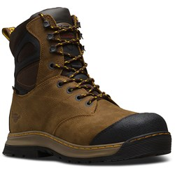 Dr. Martens - Mens Spate Eh Ins Safety Toe 8 Eye Boot