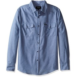 Brixton - Mens Wayne L/S Button Down Shirt