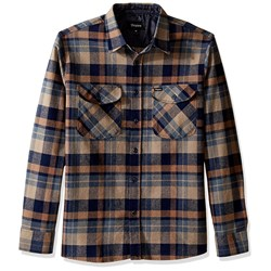 Brixton - Mens Flynn L/S Flannel Button Down Shirt