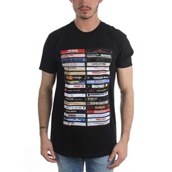 Famous Stars and Straps - Mens Hip Hop Tapes T-Shirt