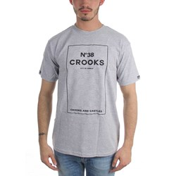 Crooks & Castles - Mens No.38 Checkered T-Shirt