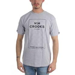 c121501408d27 Crooks   Castles - Mens No.38 Checkered T-Shirt