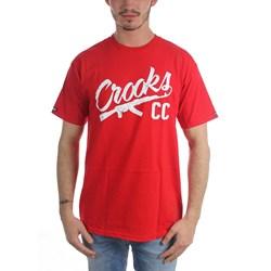 Crooks & Castles - Mens Chain A-K T-Shirt