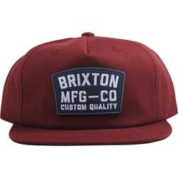 Brixton - Unisex-Adult National Snapback Hat