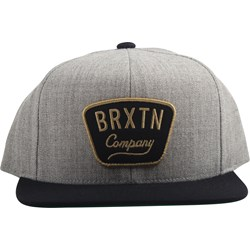 Brixton - Unisex-Adult Gaston Snapback Hat