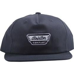 Brixton - Unisex-Adult Normandie Snapback Hat