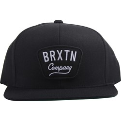 Brixton - Unisex-Adult Gaston Snapback Hat