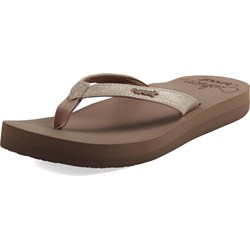 Reef - Womens Reef Star Cushion Sassy Sandals